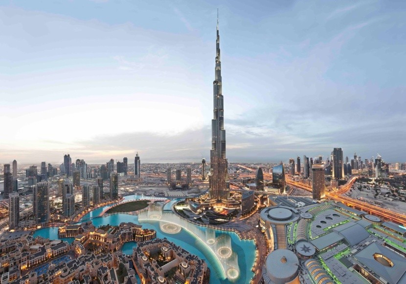 Hotel Armani Dubai 5*
