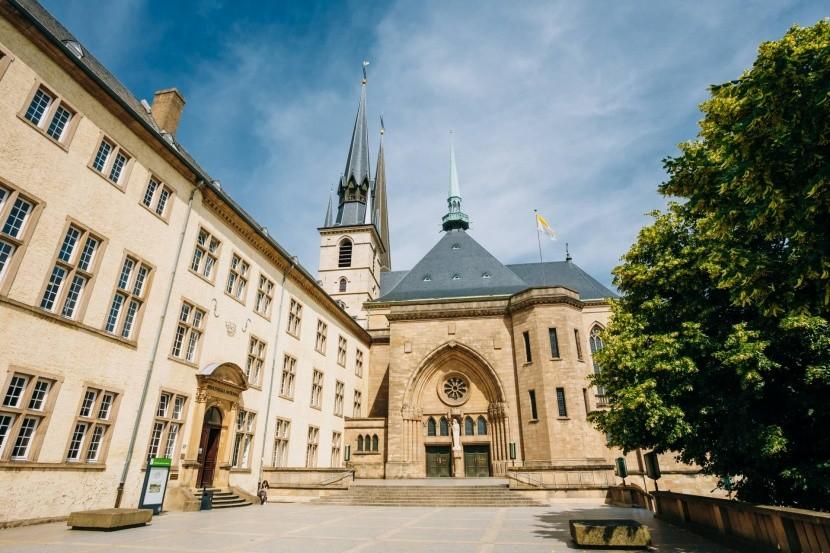 Katedrála Notre-Dame, Luxemburg