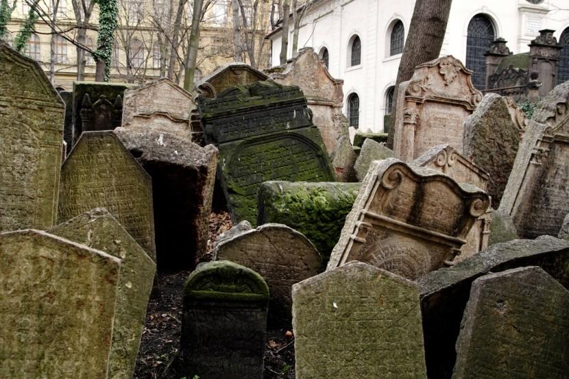 Starý židovský cintorín, Praha