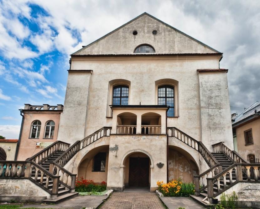Kazimierz egyik zsinagógája