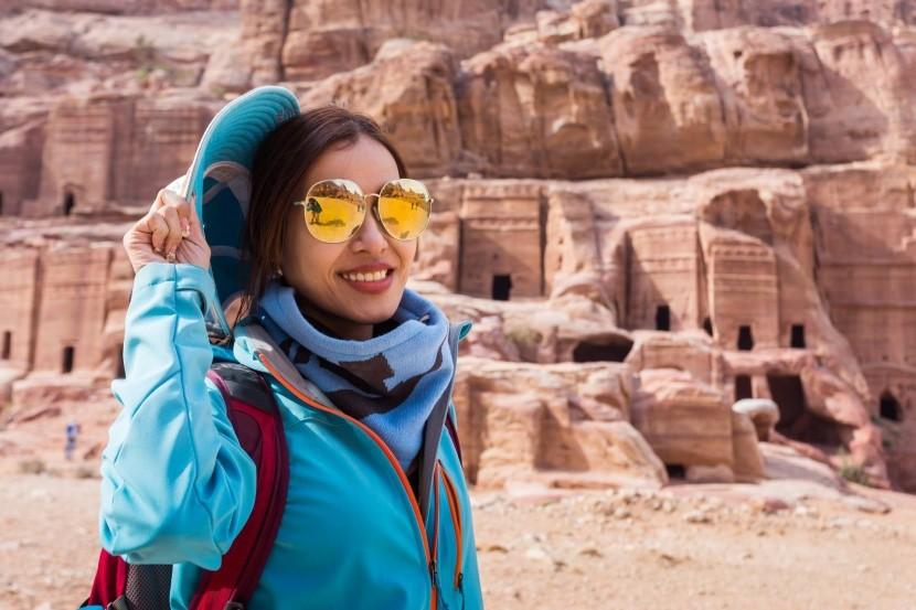 Jordánsko pre obdivovateľky pamiatok