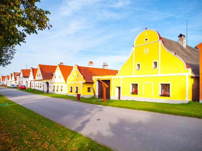 Vesnická rezervace Holašovice