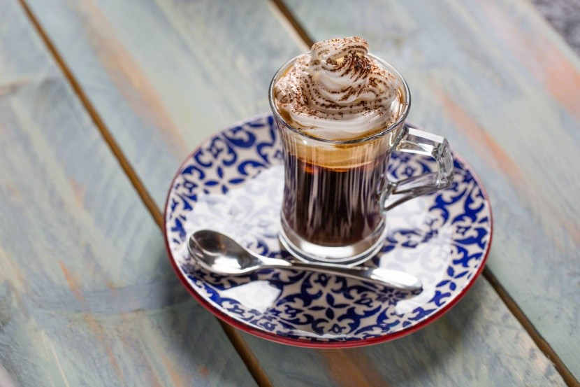 Viedenská káva