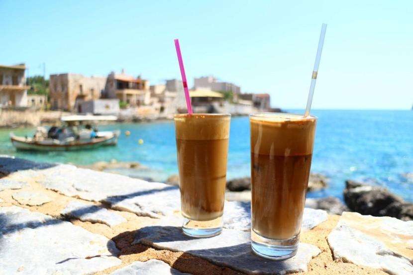 Frapé chutí najlepšie v Grécku
