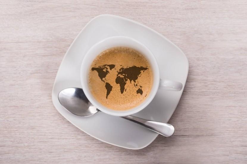 Ako sa pije káva vo svete?
