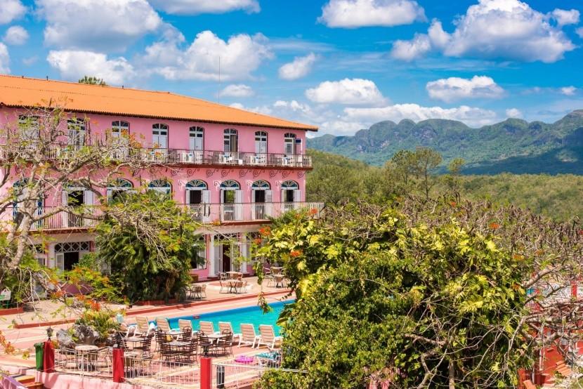 Los Jazmines szálloda
