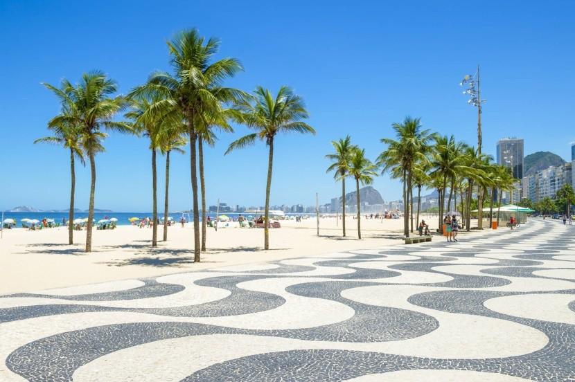 Copacabana sétány