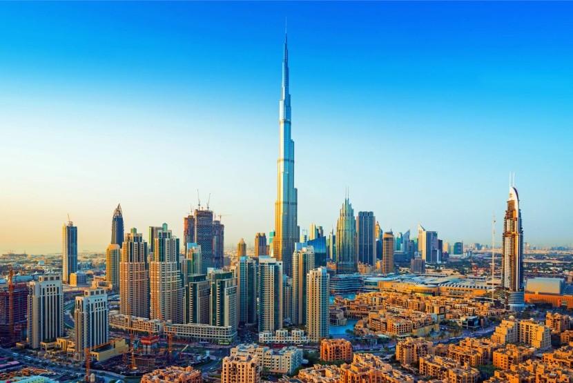 Burdzs Kalifa, Dubai