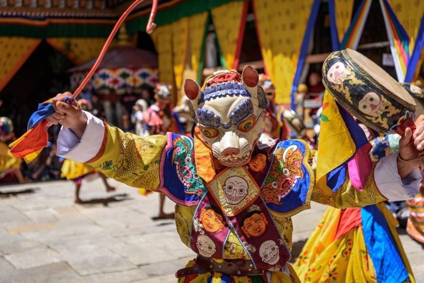 Festival Paro Tshechu