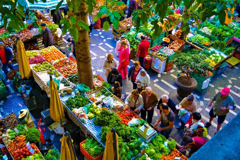 Madeira, piacozás