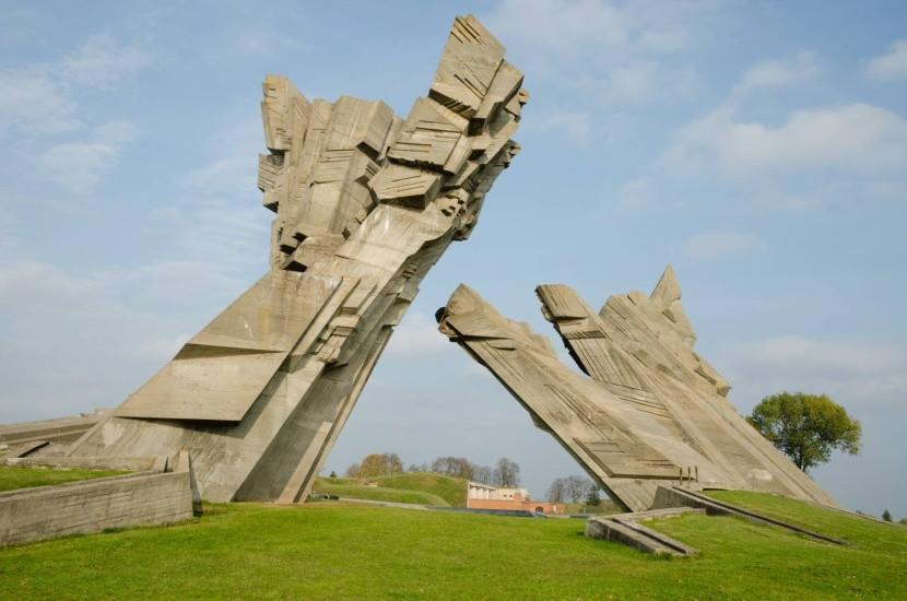 Pamätník pri Deviatej pevnosti