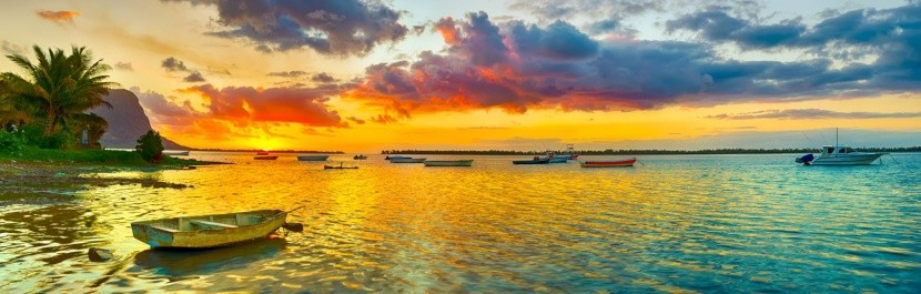 Mauritius szépségei