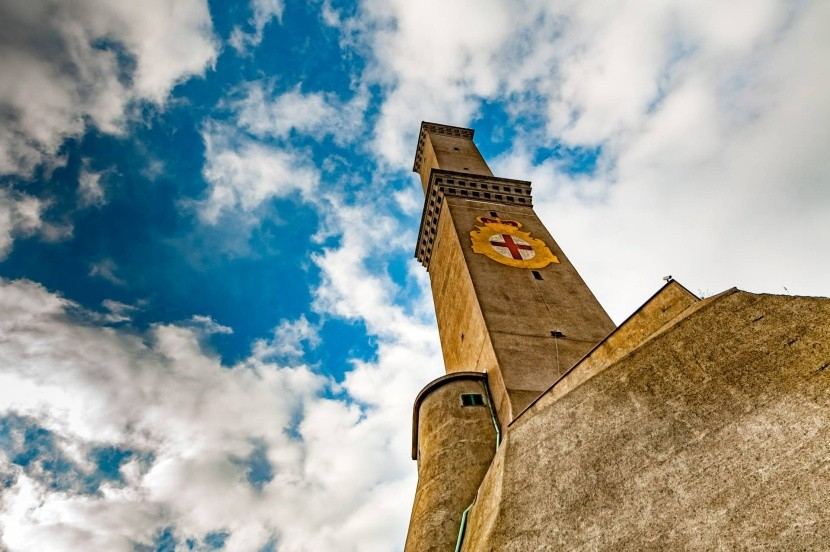 Világítótorony Genovában