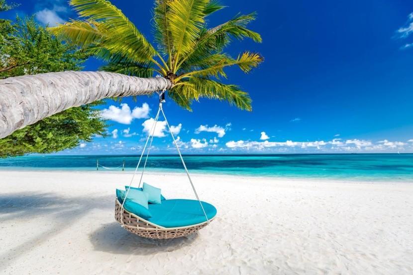 Tropická dovolená