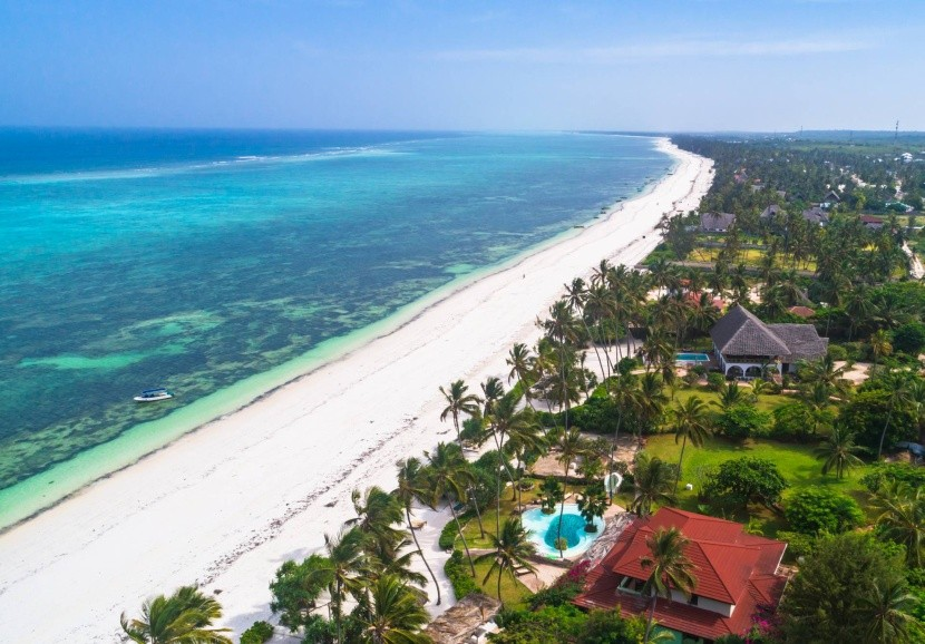 Pláž Matemwe, Zanzibar
