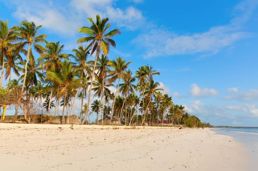 Pláž Uroa, Zanzibar