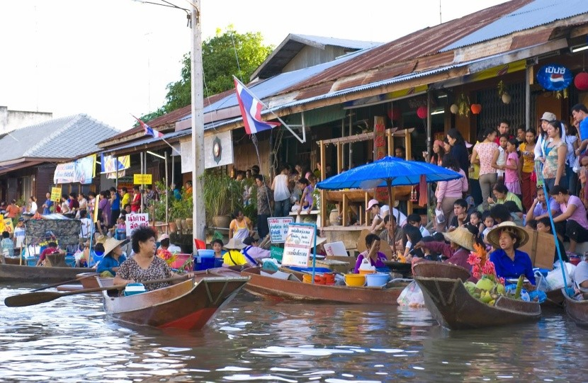 Autentikus Thaiföld