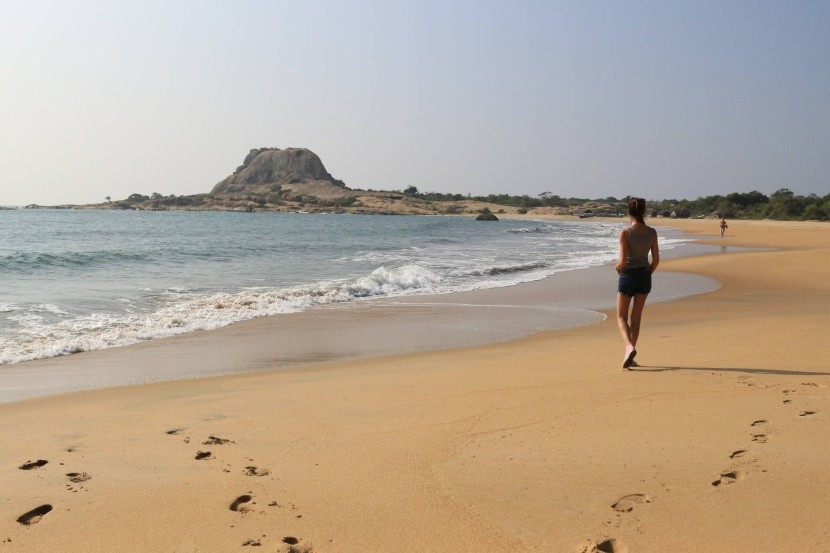 Pláž Yala, Srí Lanka