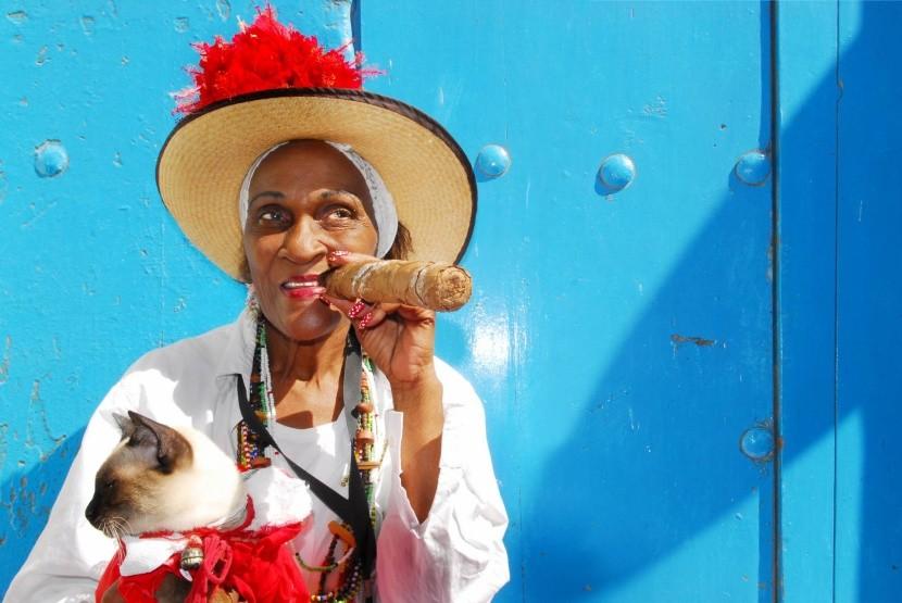 Kubai életkép