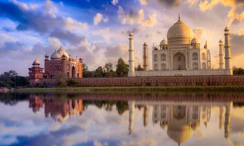 Tádzs Mahal, India