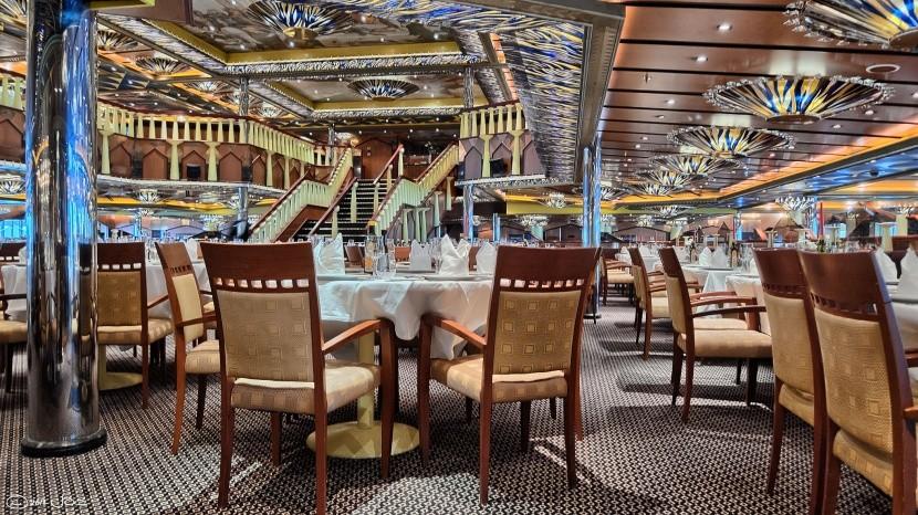 Éttermi élmény, akár egy hajón is