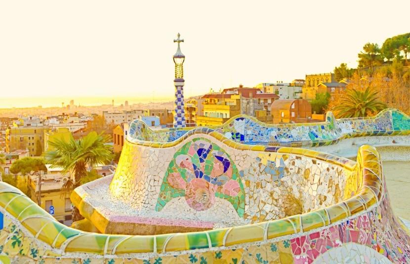 Gaudí épületeit könnyű felismerni