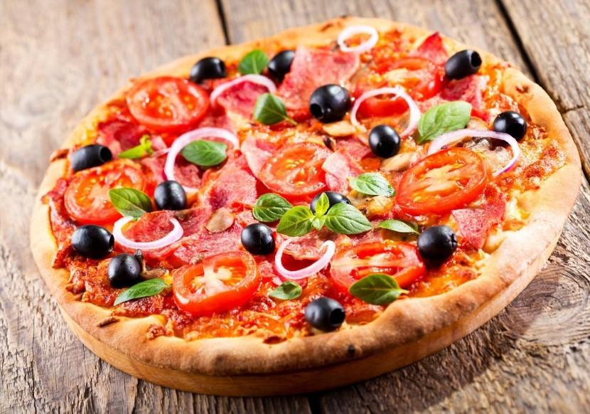 Egy igazi olasz pizza