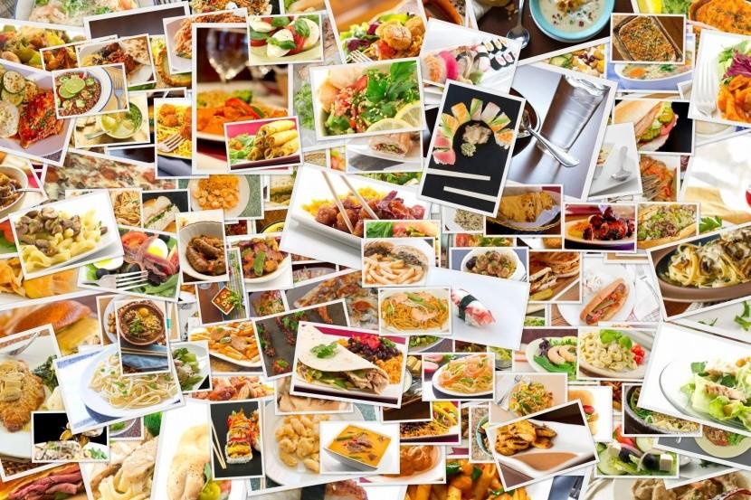 A legnépszerűbb ételek a Világon