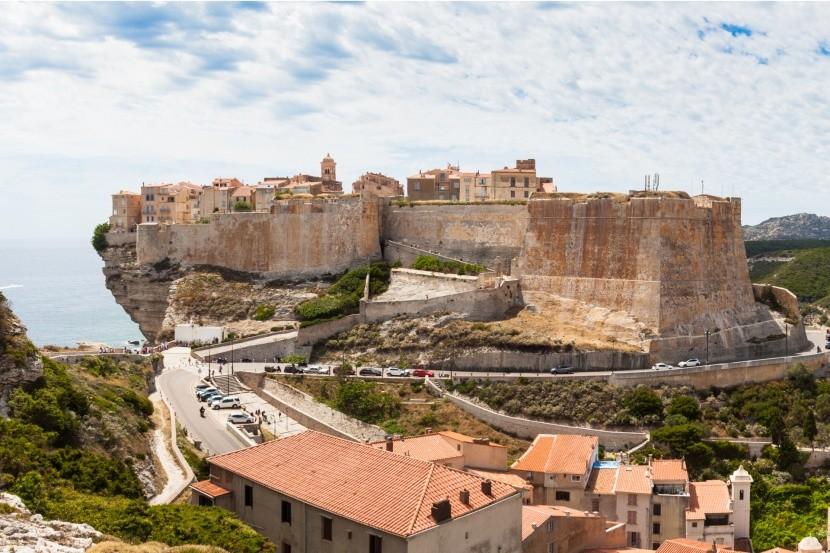 Bonifacioi erőd (citadella)