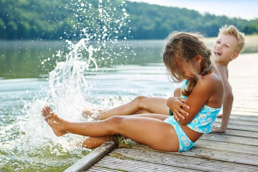 Osvěžte se v jezeře Teichalmsee