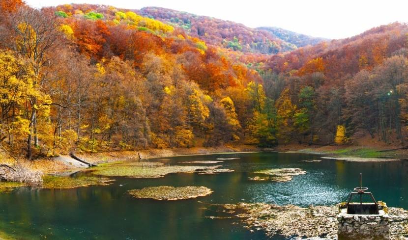 Az őszi Szalajka-völgy