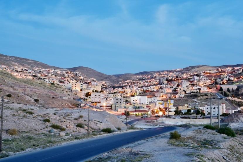 Vádi Músza, Jordánia