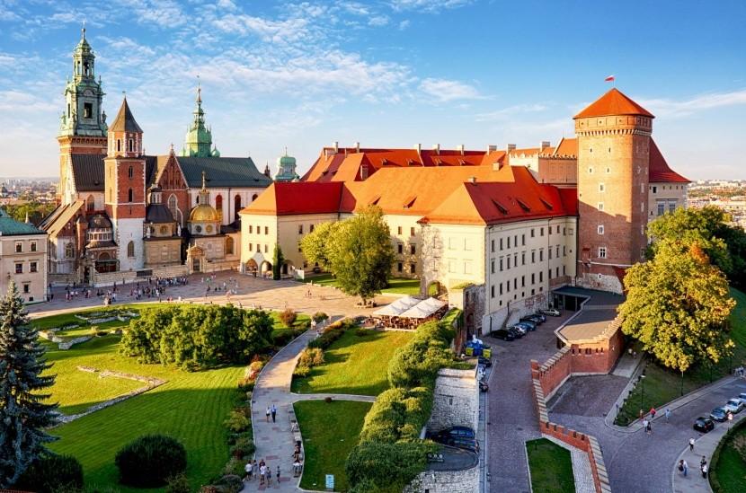 Krakkó, Wawel