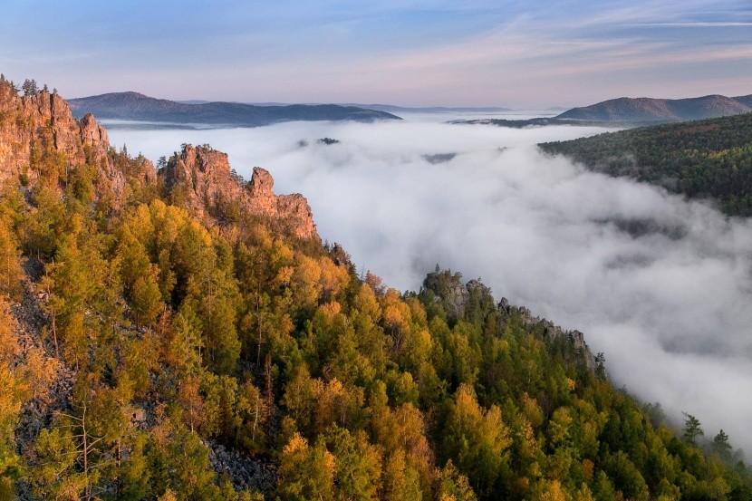 Pohorie Ural, Rusko