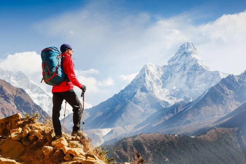 Turistika v Himálajach