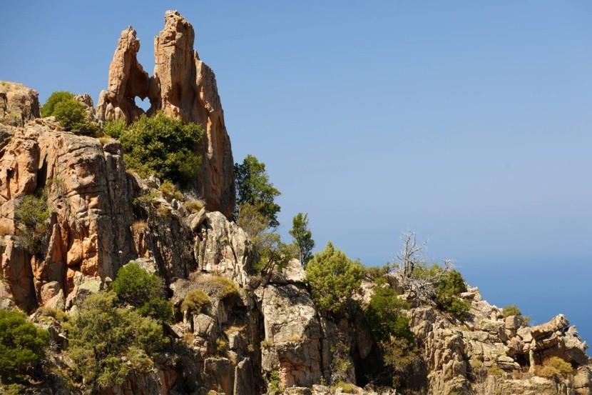 Les Calanques de Piana na Korzike