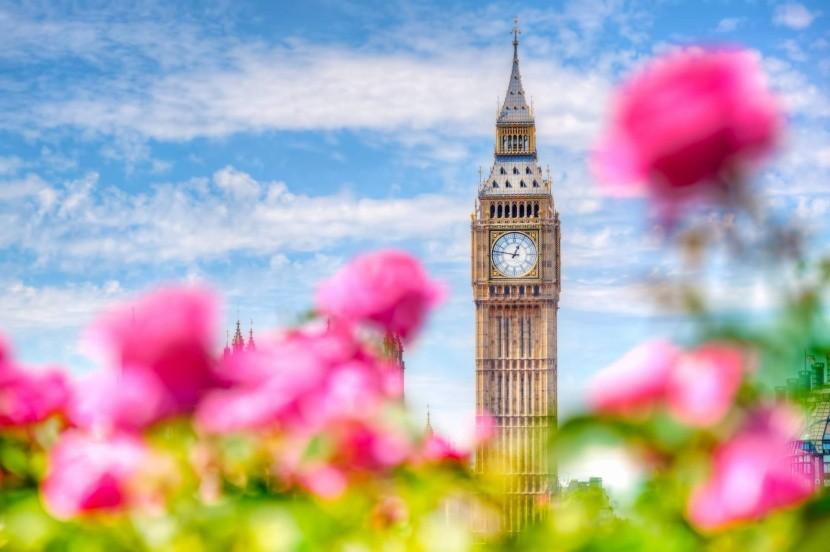A londoni Big Ben