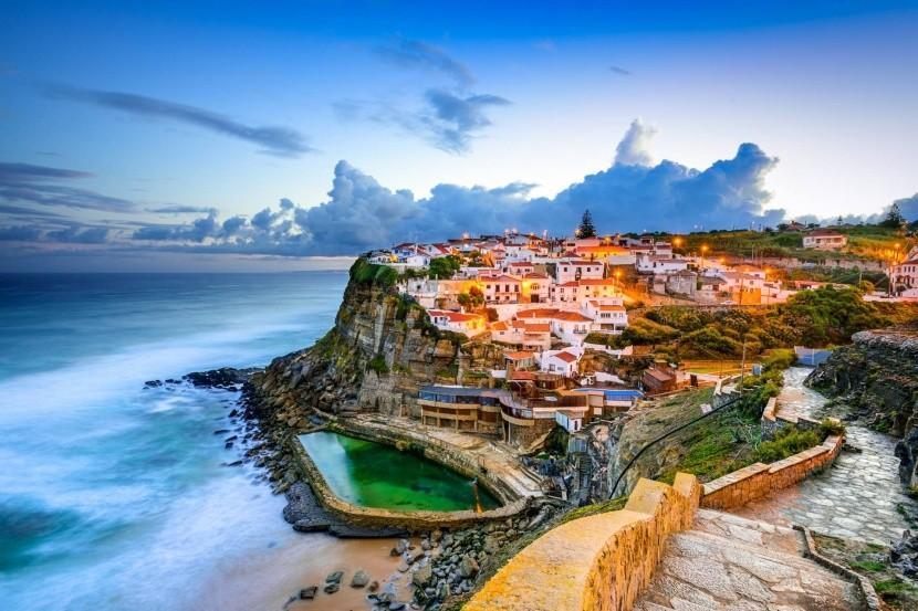 Azenhas do Mar, Portugalsko