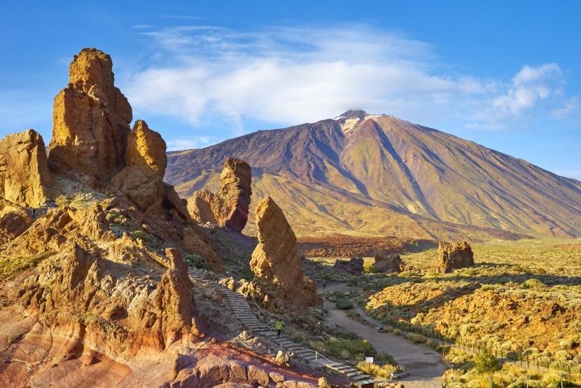 Pico del Teide Nemzeti Park