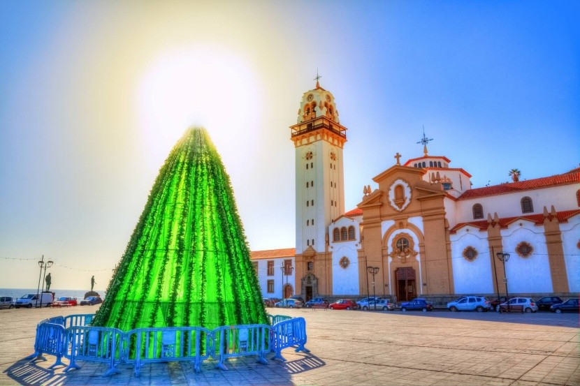 Vianoce v Santa Cruz de Tenerife