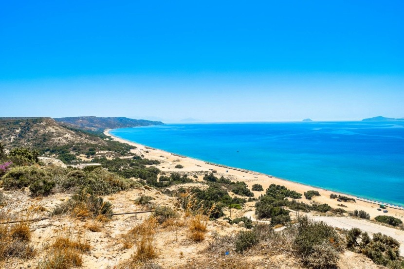 Pláž Paradise, Kos