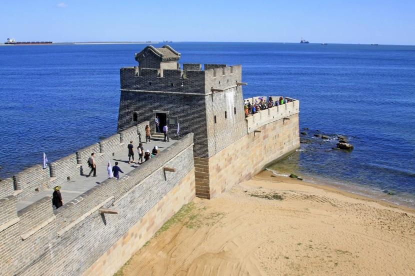 A Fal keleti vége