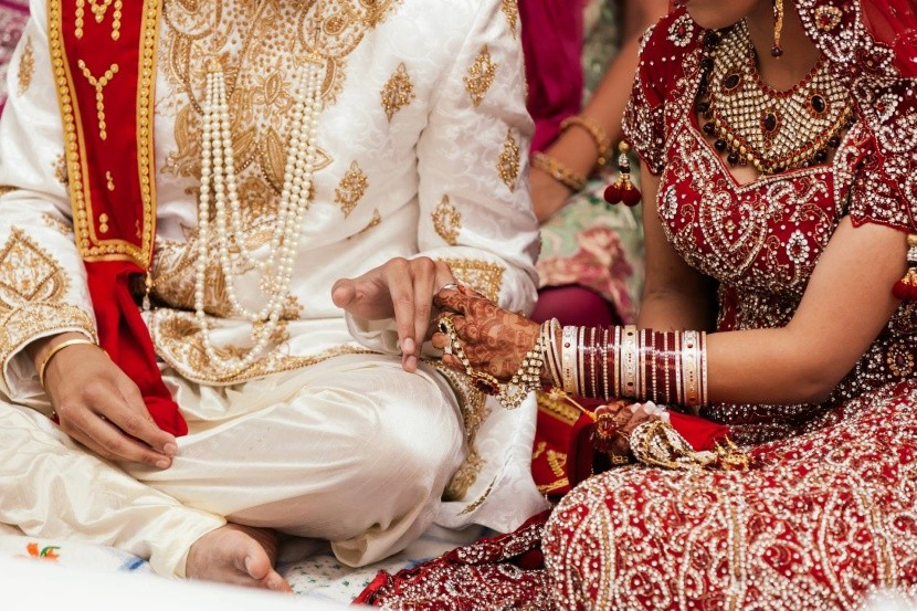 Indická svadba prebieha bez podpisov