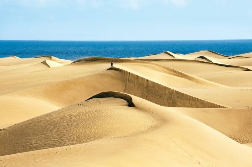 Gran Canaria homokdűnéi