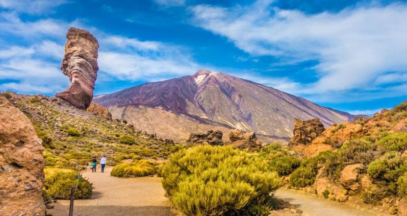 Teide Nemzeti Park, Tenerife