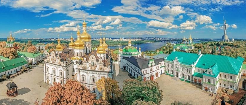 Kijev, Ukrajna