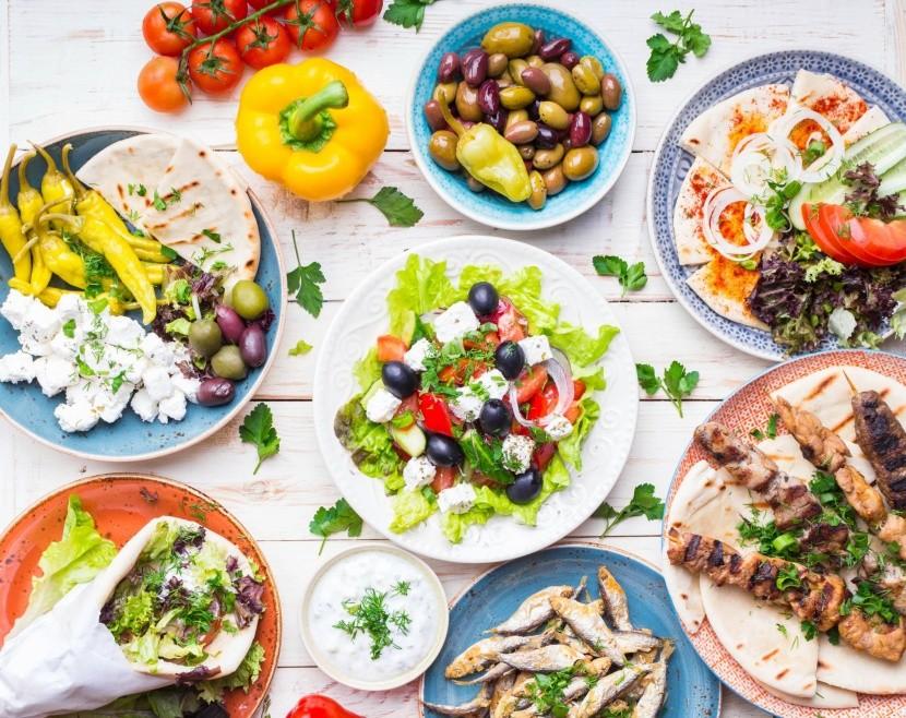 Görög konyha