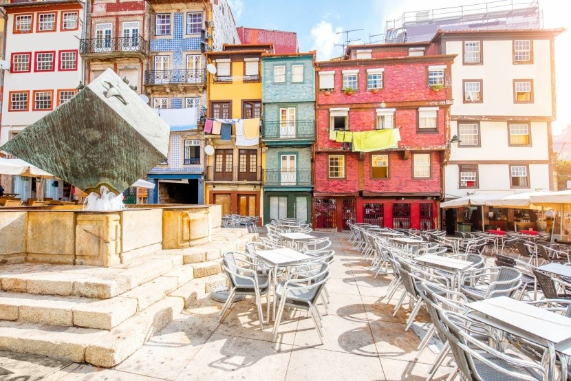 Portská štvrť Ribeira
