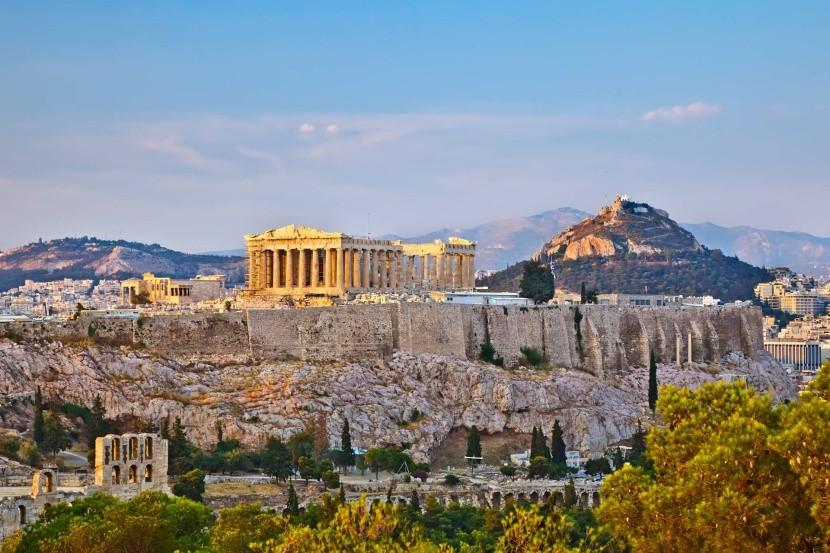 Athény, Grécko