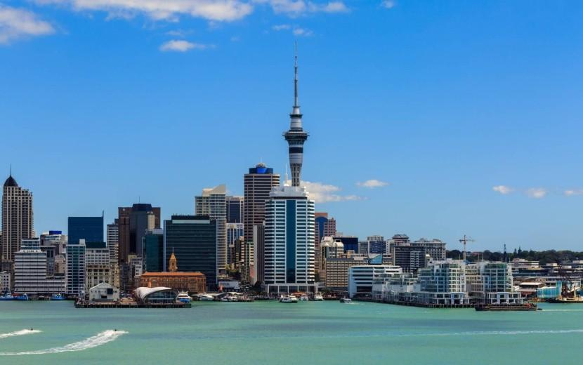 Auckland, Nový Zéland